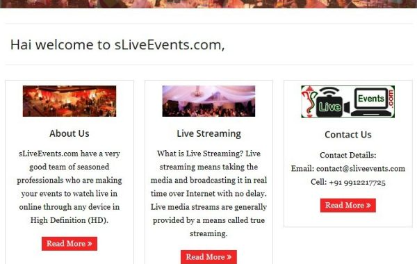 sliveevents.com